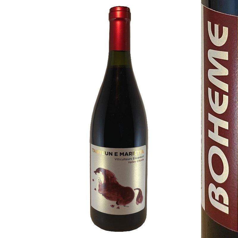 Boheme – Dop Vallée d'Aoste Rouge