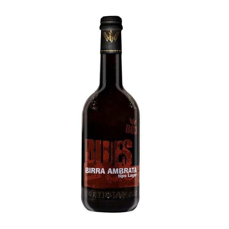 BLUES – birra doppio malto ambrata tipo lager