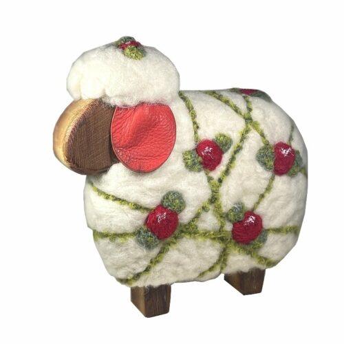 Pecora in lana grezza