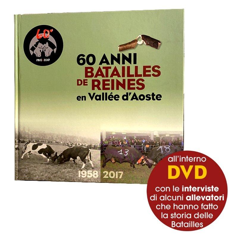 60 Anni Batailles des Reines en Vallée d'Aoste